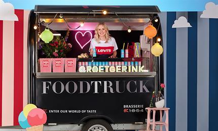 Banner 2 - Culinaire Fietstocht - Foodtruck