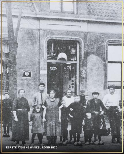 Banner 3 - 165 jaar passie