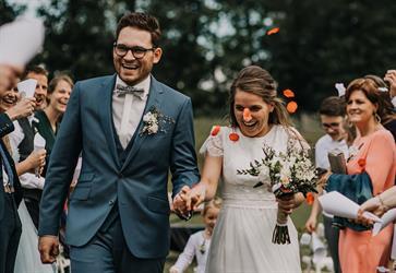 Bruidsevent: Trouwen in Twente