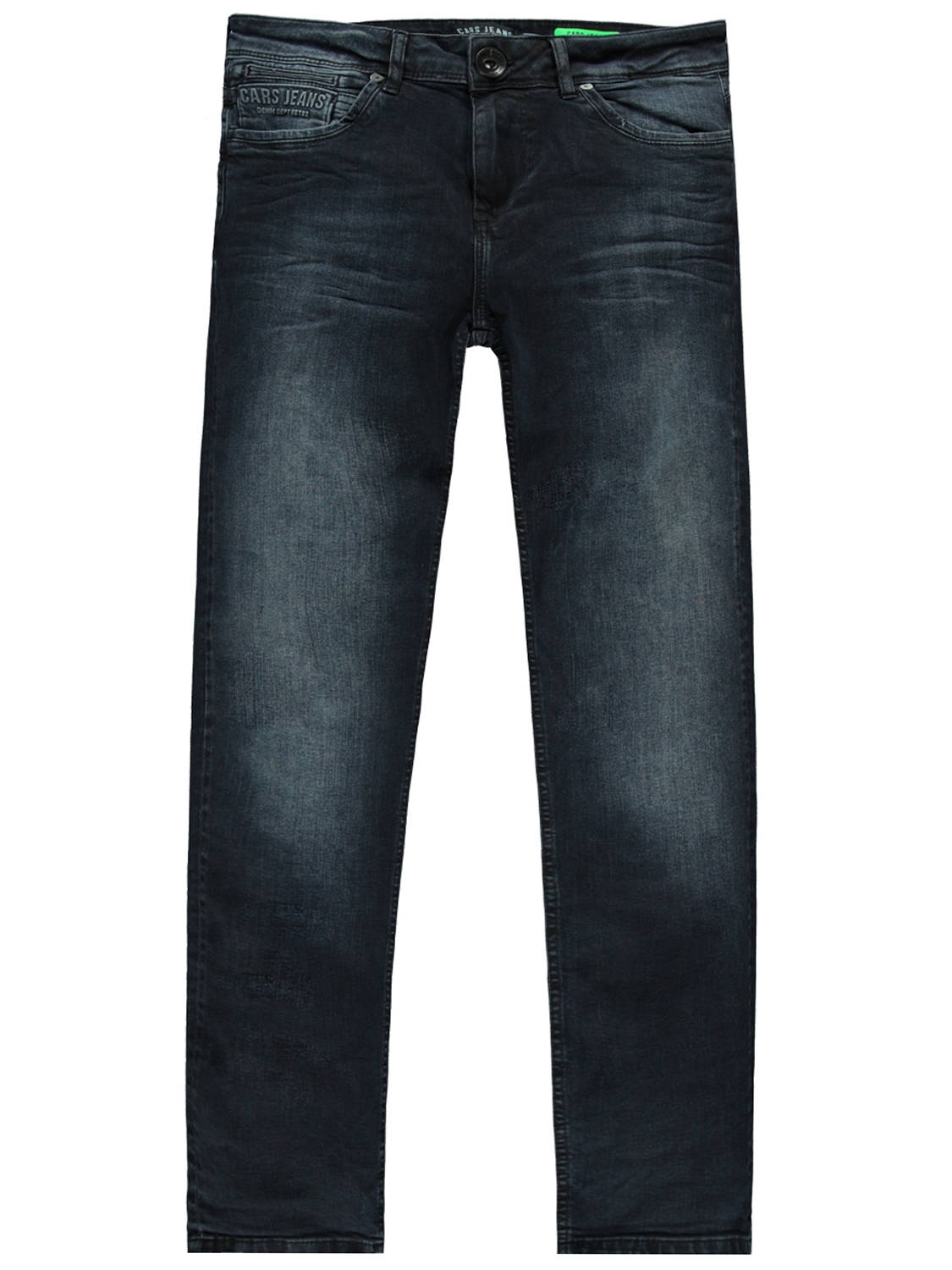 Cars Jeans Cars Jeans BLAST Slim Fit Blue Black