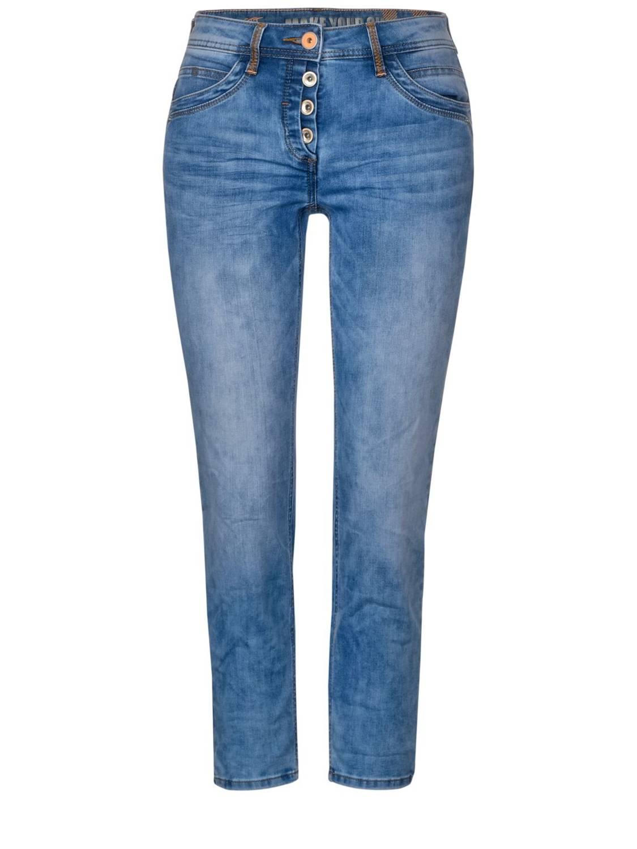 Cecil Cecil Capri Jeans TOS Scarlett Authentic 373237