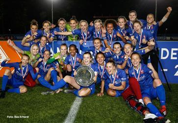 FC Twente Vrouwen Landskampioen!