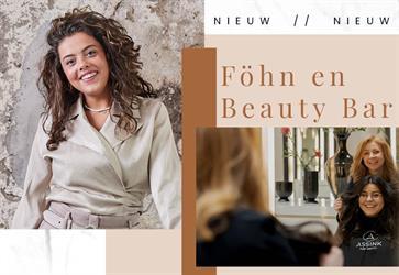 Pop-up Föhn & Beauty Bar bij Roetgerink