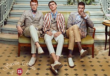 Savile Row by CG – Club of Gents